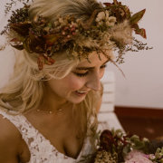 flower crowns - Chantelle Bee Bridal & Evening Gowns