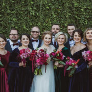 bridal party - Chantelle Bee Bridal & Evening Gowns
