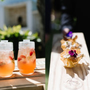 canapes, cocktails - Rickety Bridge