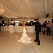 dance floor, wedding dress - Connecta-Floor
