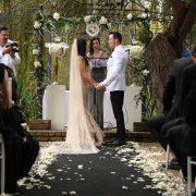 outdoor ceremony - Heavens Gate Venue