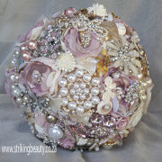 bouquet, brooch, pink - Brooch Bouquets - South Africa