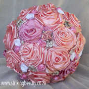 bouquets, brooch, pink - Brooch Bouquets - South Africa