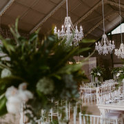 chandeliers, hanging decor - Whispering Thorns