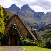 chapel, venue, mountain