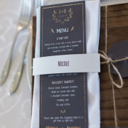 wedding stationery - The Allora Collection