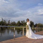 bouquets, wedding dresses, wedding dresses - Palala Boutique Game Lodge & Spa