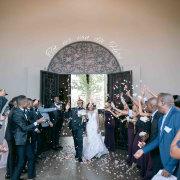 confetti, wedding ceremony - Palala Boutique Game Lodge & Spa