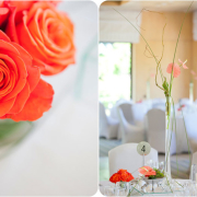 decor, flowers, orange - Jenny B  Flowers