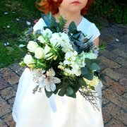 bouquets, flower crowns, flower girls - Jenny B  Flowers