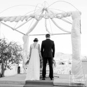 outside ceremony - DuVon Wine and Wedding Estate