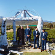 gazebo - DuVon Wine and Wedding Estate