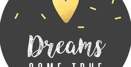 Dreams Come True - Wedding/Party Stationery