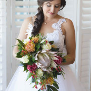 bouquet, protea - Belinda Hougaard - Hair Therapy