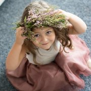 flower girl - Belinda Hougaard - Hair Therapy