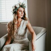 flower crowns - Belinda Jane - Hair & Makeup
