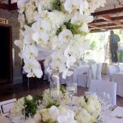 floral centrepiece, orchids - Opulence – INFINITE LUXURY