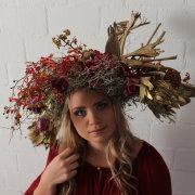 flower crown - Dané Verwey Florals