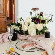 floral centrepieces, floral decor, table settings - Dané Verwey Florals