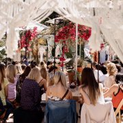 hanging florals - Dané Verwey Florals