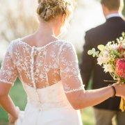 protea, wedding dress - Fabulous Fynbos