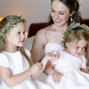 flower crown, flower girls - Fabulous Fynbos