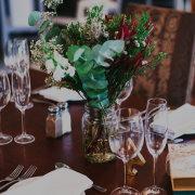 table setting - Fabulous Fynbos