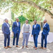 groom and groomsmen, suits, suits, suits, suits, suits, suits, suits - Cultivar Guest Lodge