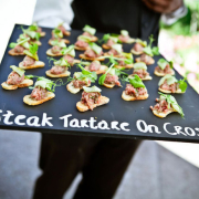 catering - The Lawns at the Roundhouse