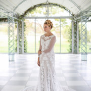 wedding dress - Valencia Harrison Designs