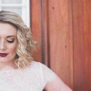 hair, makeup - Valencia Harrison Designs