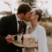 bride and groom, bride and groom, bride and groom, wedding cakes - Bravery Bakes