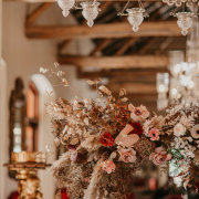 floral decor - Strawberry Weddings and Events
