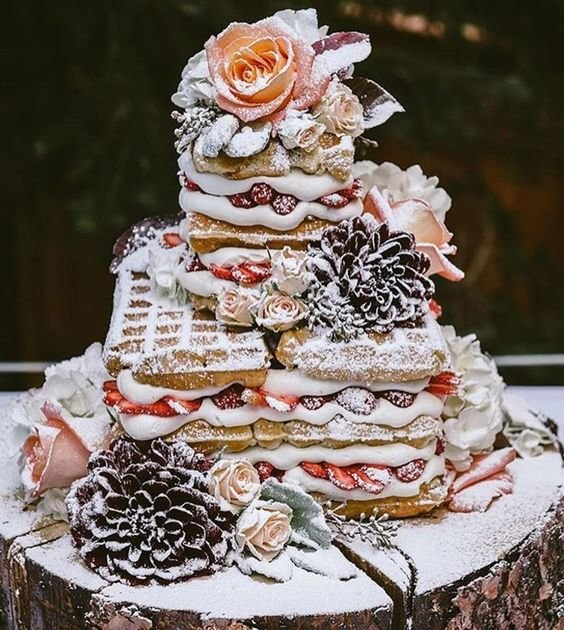 Alternatives To The Traditional Wedding Cake Articles Interviews