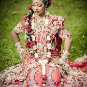 indian wedding, bridal hair, bridal make up, bridal dressing, indian bride, wedding gown