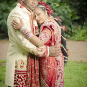 indian wedding, husband and wife for life