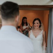 brother of the bride, first look