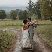 dance, bride & groom