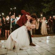 first dance, kiss, kiss