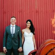 beaded, suit, wedding dress