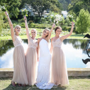 bride and bridesmaids, bridesmaids dresses, bridesmaids dresses