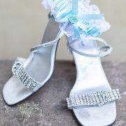 garter, shoes