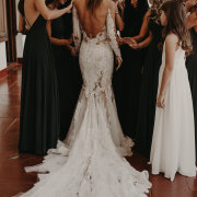lace, lace, wedding dresses