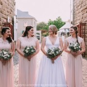 bouquet, bridesmaids, bridesmaids, bridesmaids dresses