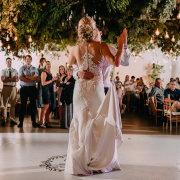 first dance, lace, wedding dresses, wedding dresses, lace