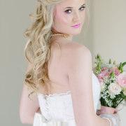 bouquet, bridal hair