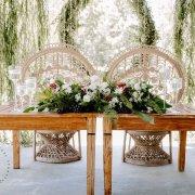 main table, wedding furniture