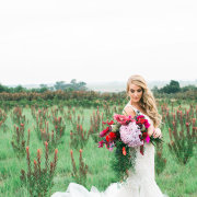 bouquet, bride, flowers