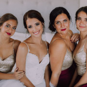 bride and bridesmaids, hair and makeup, hair and makeup, hair and makeup, hair and makeup, hair and makeup