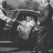 bride, car, ceremony